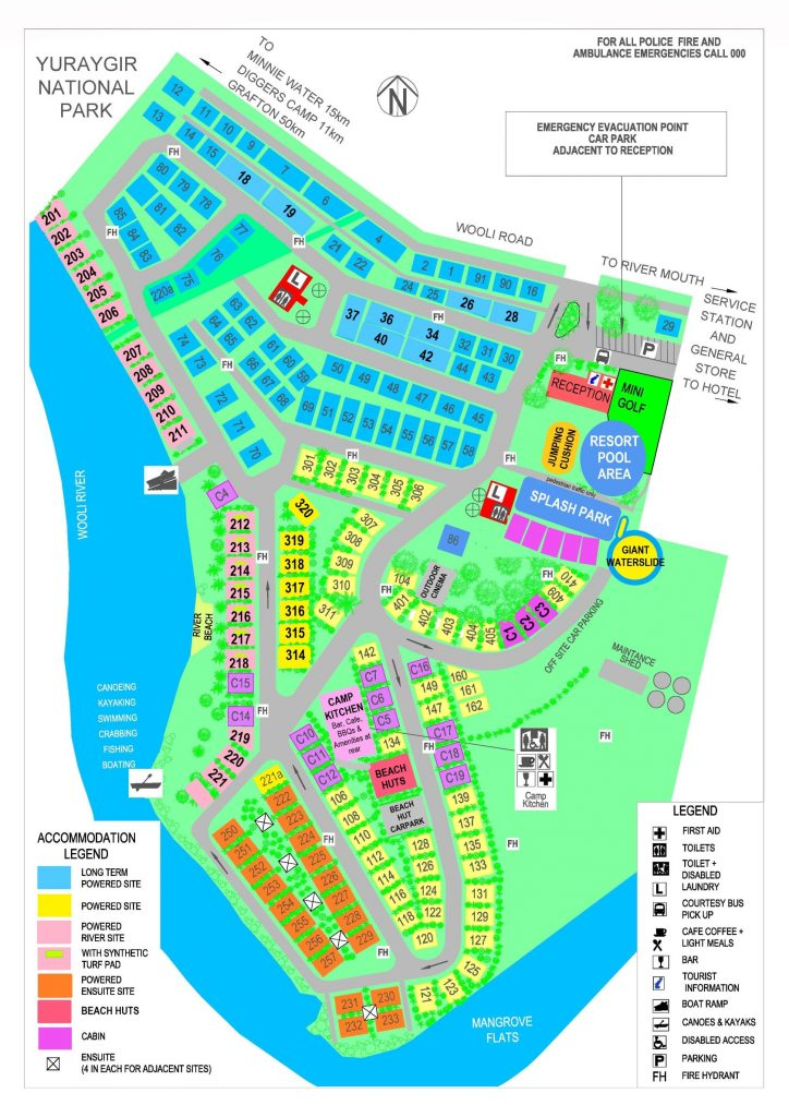 Solitary Islands Resort Park Map (1)_opt